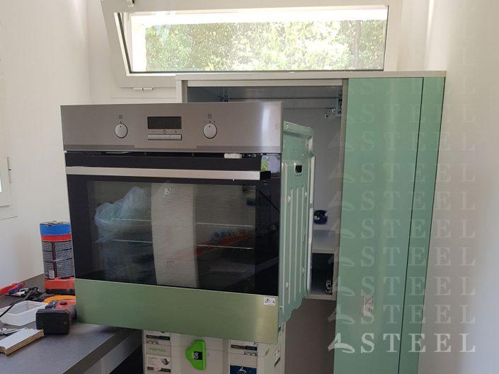 cuisiniste pro Installation de Cuisine four encastré intégré – Draguignan