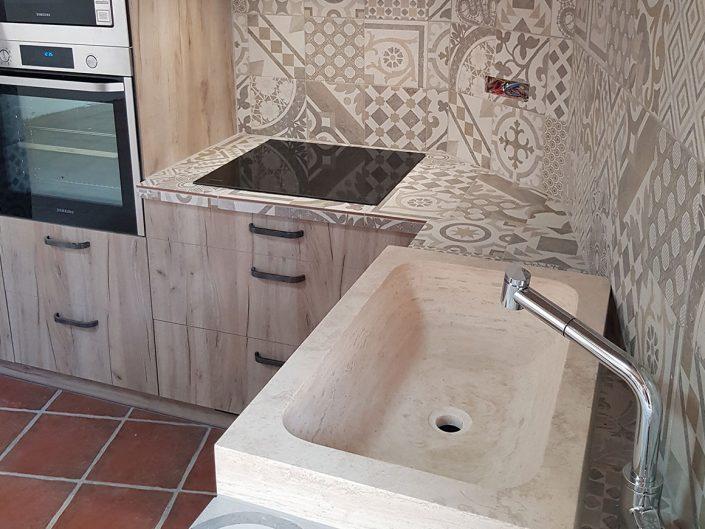 lavabeau en pierre