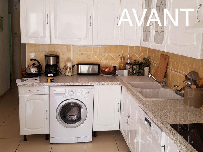 travaux renovation cuisine appartement draguignan var frejus