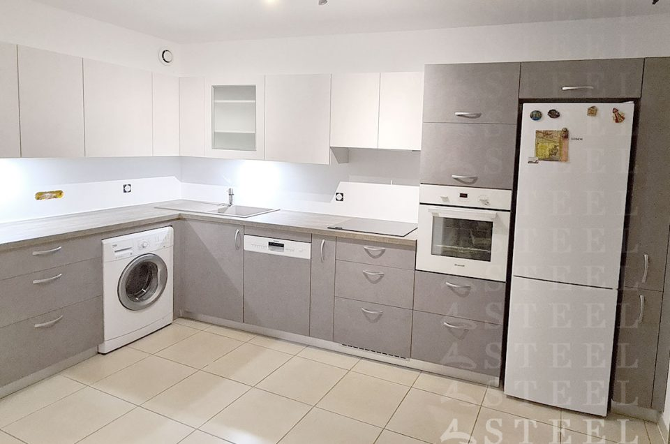 Rénovation de cuisine / Appartement de vacances Var