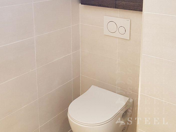 maconnerie.carrelage.WC.TOILETTE.petite.salle.de.bains.moderne.sous.toit.renovation.draguignan.var.provence
