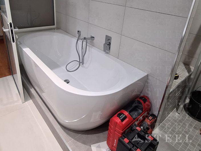 maconnerie.carrelage.grande.petite.salle.de.bains.moderne.sous.toit.renovation.draguignan.var.provence